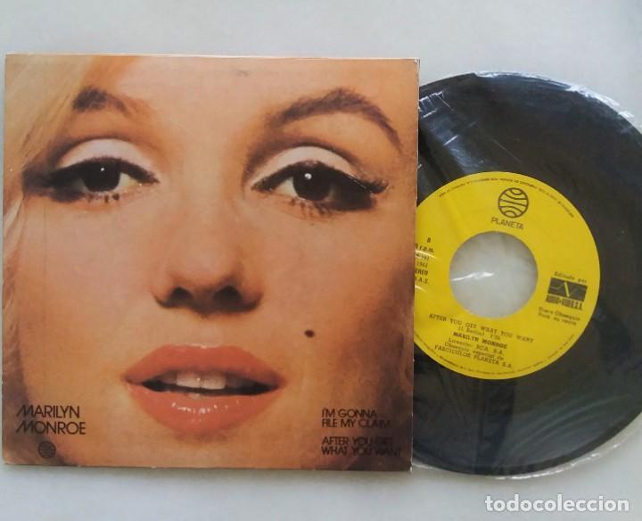 Discos de vinilo: MARILYN MONROE - Foto 2 - 222106505