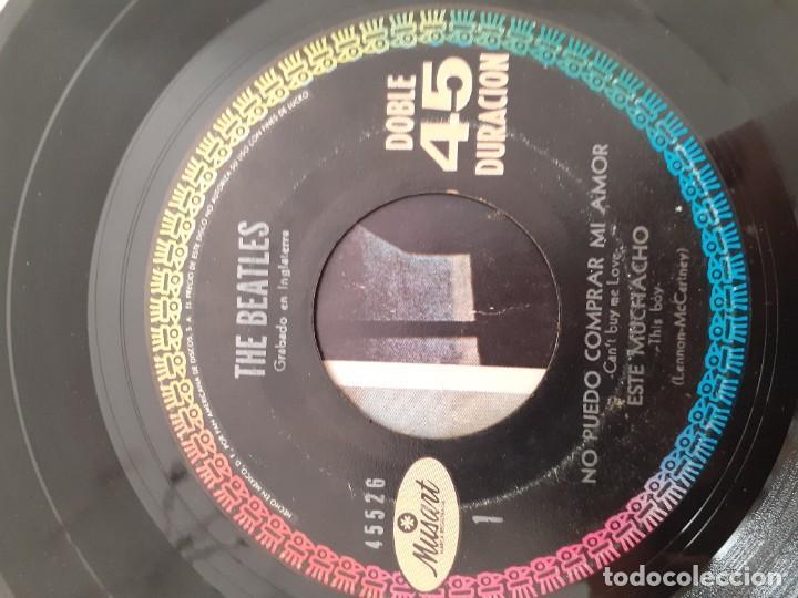 Discos de vinilo: BEATLES EDICIÓN MÉXICO - Foto 3 - 169292972