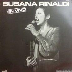 Discos de vinilo: SUSANA RINALDI. LP. SELLO BARCLAY. EDITADO EN FRANCIA. Lote 222121518