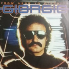 Discos de vinilo: GIORGIO. LP. SELLO ARIOLA. EDITADO EN ESPAÑA. AÑO 1977. Lote 222122973