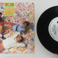 """Discos de vinilo: 1020- MECANO HAWAII BOMBAY - VIN 7"""" POR G DIS G+ PROMO. Lote 222139057"""
