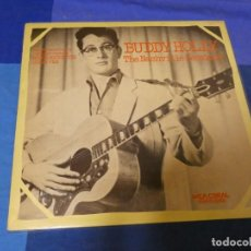 Discos de vinilo: LOTT87 LP BUDDY HOLLY THE NASHVILLE SESSIONS RE DEL CLASICO DE 1958 MUY BUEN ESTADO. Lote 222139963