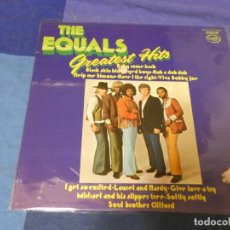 Discos de vinilo: LOTT87 LP UK CIRCA 1972 MUY BUEN ESTADO THE EQUALS GREATEST HITS. Lote 222139986