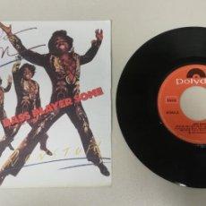 "Discos de vinilo: 1020- JAMES BROWN GIVE THAT BASS PLAYER SOME - VIN 7"" POR VG DIS VG+. Lote 222140291"