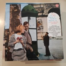 Discos de vinilo: NT LA ORQUESTA DE CUERDAS DE MELACRINO CON EL TRIO MUSETTE DE PARIS 1964 LP SPAIN VINILO. Lote 222141231