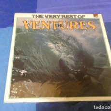 Discos de vinilo: LOTT87 LP UK AÑOS 70 EN SUNSET THE BEST OF THE VENTURES MUY BUEN ESTADO. Lote 222141542