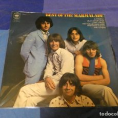 Discos de vinilo: LOTT87 LP UK CIRCA 1972 THE BEST OF THE MARMALADE LABEL CBS ANTIGUO BUEN ESTADO. Lote 222141621