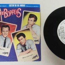 "Discos de vinil: 1020- THE BOPPERS DO YOU LOVE ME - VIN 7"" POR VG+ DIS VG+ PROMO. Lote 222142655"