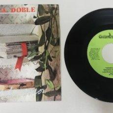 """Disques de vinyle: 1020- VAINICA DOBLE CARTAS DE AMOR - VIN 7"""" POR VG+ DIS VG+. Lote 222143176"""