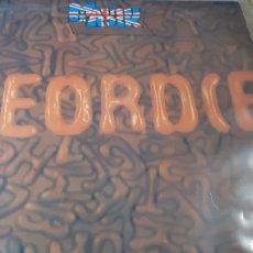 Discos de vinilo: GEORDIE MASTER OF ROCK VOL.8 EL GRUPO DE BRIAN JOHNSON DE AC DC 1975. Lote 222145298