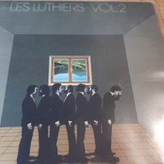 Discos de vinilo: LES LUTHIERS VOL. 2. Lote 222145827