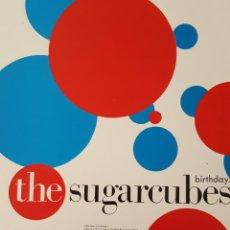 Discos de vinilo: THE SUGARCUBES - BIRTHDAY MAXI SINGLE SPAIN 1988. Lote 222146135
