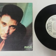"Discos de vinilo: 1020- ROBERT GORDON SOMEDAY - VIN 7"" POR VG DIS NM PROMO. Lote 222146211"