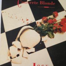 Discos de vinilo: CONCRETE BLONDE - JOEY MAXI SINGLE 1990. Lote 222146325