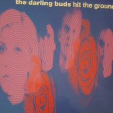 Discos de vinilo: THE DARLING BUDS - HIT THE GROUND MAXI SINGLE 1988 SPAIN. Lote 222146387
