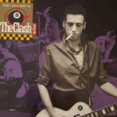 Discos de vinilo: THE CLASH - SHOULD I STAY OR SHOULD I GO + BASH - RUSH MAXI SINGLE UK 1991. Lote 222146557