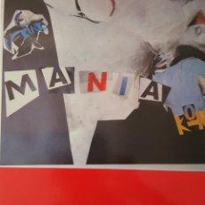 Discos de vinilo: MANIA - KINK KONG MAXI SINGLE SPAIN 1985. Lote 222147142