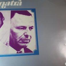 Discos de vinilo: FRANK SINATRA EXITOS VOL.2/3 DOBLE LP. Lote 222147602