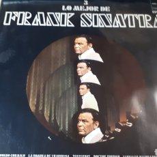Discos de vinilo: FRANK SINATRA LO MEJOR DE FRANK SINATRA VOL.3. Lote 222147806