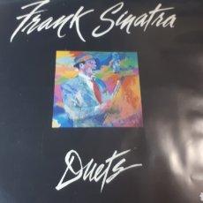 Discos de vinilo: FRANK SINATRA DUETS. Lote 222148272