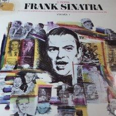 Discos de vinilo: FRANK SINATRA EL ESENCIAL VOL.1. Lote 222148425