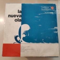 Discos de vinilo: NTA NUEVA OLA 1962 LOS TNT JOHNY TEDESCO RAUL LEVIE Y SU CONJUNTO PACO AMOR LITA NELSON BOBBY CAPO. Lote 222148476