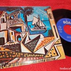 Discos de vinilo: JORGE ENRIQUE TIJUANA/SONORA/ATENEA/REBECO EP 1975 BOA PROMO. Lote 222149098