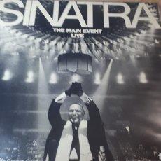 Discos de vinilo: FRANK SINATRA THE MAIN EVENT LIVE. Lote 222149665