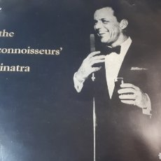 Discos de vinilo: FRANK SINATRA THE CONNOISSEURS SINATRA. Lote 222149953