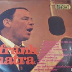 Discos de vinilo: FRANK SINATRA. Lote 222150757