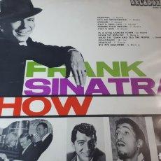 Discos de vinilo: FRANK SINATRA SHOW. Lote 222151572