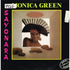Discos de vinilo: MONICA GREEN - SAYONARA (2 VERSIONES) - MAXI SINGLE 1992. Lote 222152207