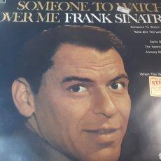 Discos de vinilo: FRANK SINATRA SOMEONE TO WATCH OVER ME. Lote 222153233