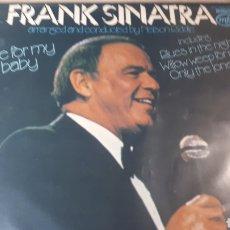 Discos de vinilo: FRANK SINATRA ONE FOR MY BABY. Lote 222154005