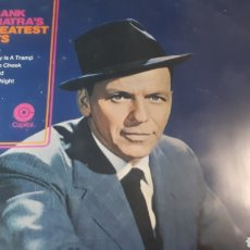 Discos de vinilo: FRANK SINATRA GREATEST HITS. Lote 222154548
