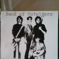 Discos de vinilo: BAND OF OUTSIDERS 1989 NOCTURNAL RECORDS. Lote 222155033