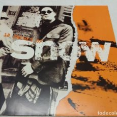 Discos de vinilo: SNOW -- 12 INCHES OF SNOW--EDICION ALEMANNA 1983. Lote 222161326
