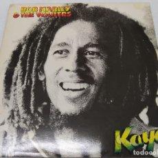 Discos de vinilo: BOB MARLEY & THE WAILERS – KAYA--EDICION 1978 ESPAÑOLA. Lote 222161422