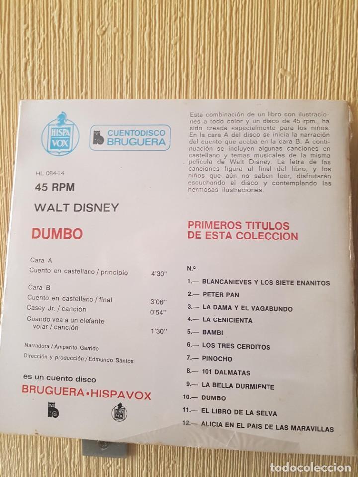 Discos de vinilo: Disco cuento. - Foto 5 - 222168861