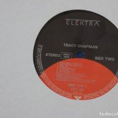 Discos de vinilo: EXPRO LP FUNK SOUL TRACY CHAPMAN HOMONIMO SIN TAPA VINILO TOLERABLE. Lote 222176221