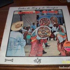 Discos de vinilo: RITMOS DE MEXICO- EXITOS DE HOY Y DE SIEMPRE. Lote 222178536
