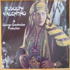 Discos de vinilo: RODOLFO VALENTINO LP SELLO MARK56 RÉCORDS EDITADO EN USA.... Lote 222179150