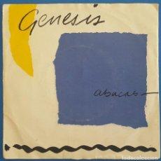 Discos de vinilo: SINGLE / GENESIS / ABACAB - ANOTHER RECORD / VERTIGO 60 00 711 / 1981. Lote 222181808