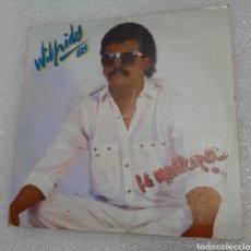 Discos de vinilo: WILFRIDO VARGAS - LA MEDICINA. Lote 222186191