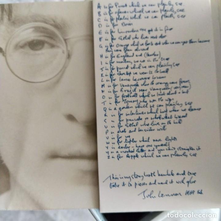 Discos de vinilo: John Lennon - Anthology (Box + 4xCD) (Capitol Records) (1998) - Foto 9 - 222187727