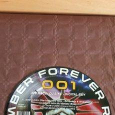 Discos de vinilo: REMIXES SETEMBER FOREVER 001 PICTURE. Lote 222189015