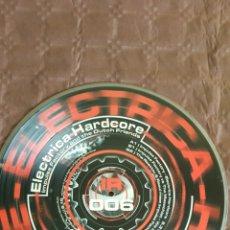 Discos de vinilo: ELECTRICA HARDCORE PICTURE. Lote 222189340