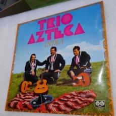 Discos de vinilo: TRÍO ÁZTECA - INDIA. Lote 222190631