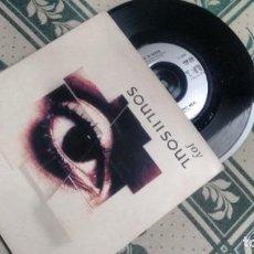 Discos de vinilo: SINGLE( VINILO) DE SOUL II SOUL AÑOS 90. Lote 222192646
