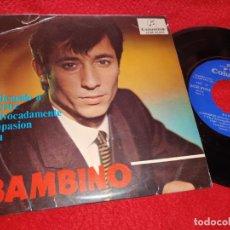 Discos de vinilo: BAMBINO SUPLICANDO A LA CRUZ/Y YA +2 EP 1965 COLUMBIA RUMBA. Lote 222194832